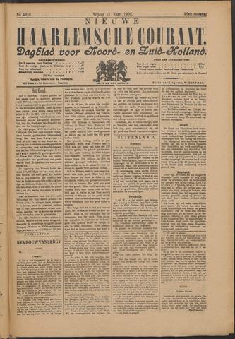 Nieuwe Haarlemsche Courant 1902-03-21