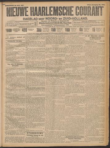 Nieuwe Haarlemsche Courant 1912-08-29