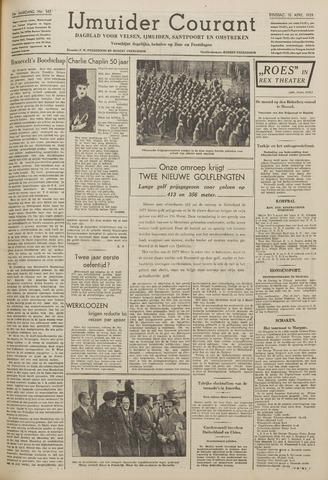 IJmuider Courant 1939-04-18