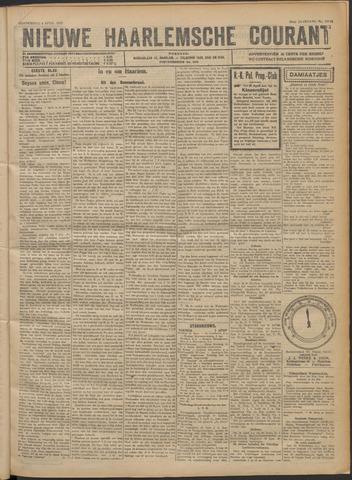Nieuwe Haarlemsche Courant 1922-04-06