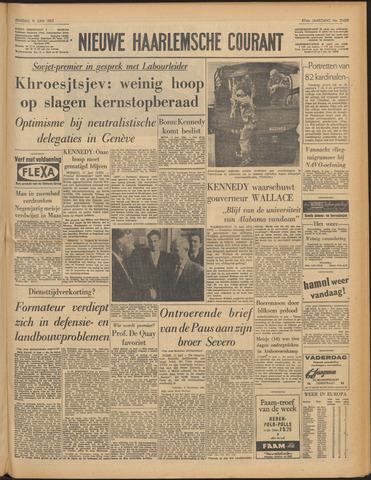 Nieuwe Haarlemsche Courant 1963-06-11
