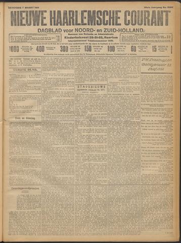 Nieuwe Haarlemsche Courant 1914-03-07