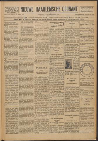 Nieuwe Haarlemsche Courant 1931-09-02