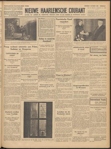 Nieuwe Haarlemsche Courant 1938-10-08