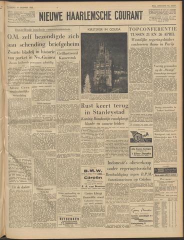 Nieuwe Haarlemsche Courant 1959-12-19