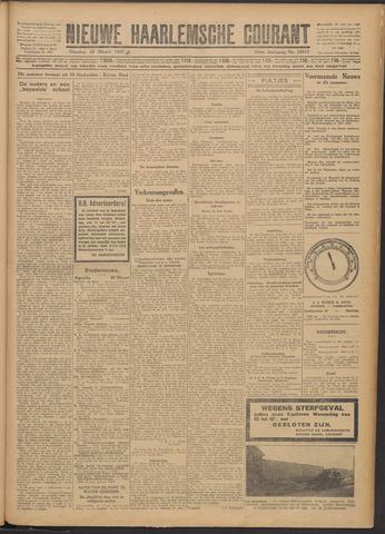 Nieuwe Haarlemsche Courant 1927-03-29