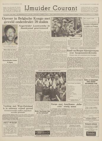 IJmuider Courant 1959-11-02