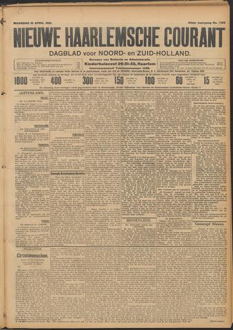 Nieuwe Haarlemsche Courant 1910-04-18