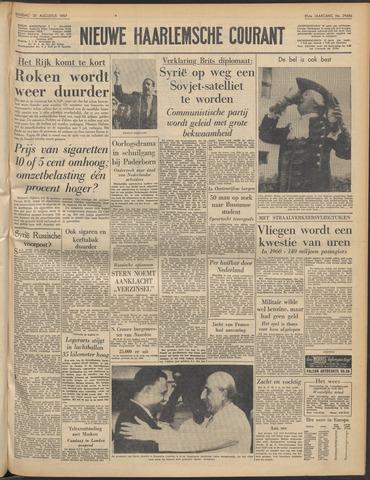 Nieuwe Haarlemsche Courant 1957-08-20