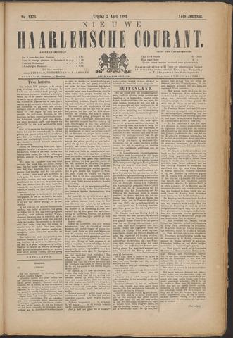 Nieuwe Haarlemsche Courant 1889-04-05