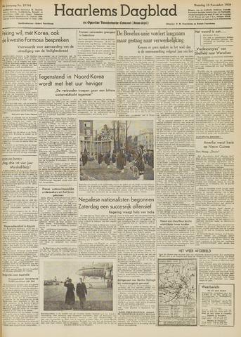 Haarlem's Dagblad 1950-11-13