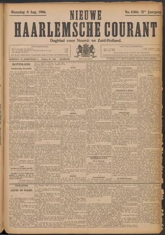 Nieuwe Haarlemsche Courant 1906-08-06