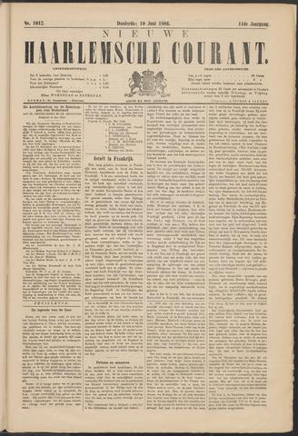 Nieuwe Haarlemsche Courant 1886-06-10