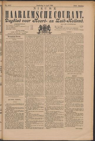 Nieuwe Haarlemsche Courant 1898-04-14
