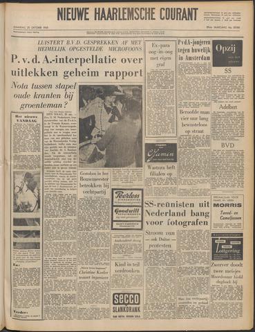 Nieuwe Haarlemsche Courant 1965-10-25