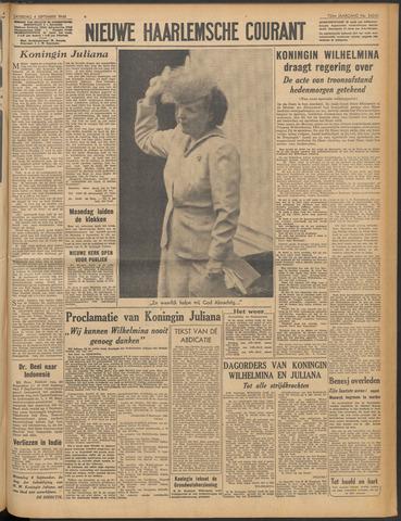 Nieuwe Haarlemsche Courant 1948-09-04