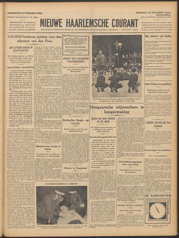 Nieuwe Haarlemsche Courant 1934-10-16