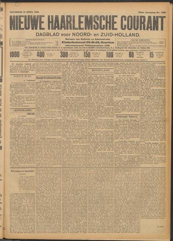 Nieuwe Haarlemsche Courant 1910-04-16