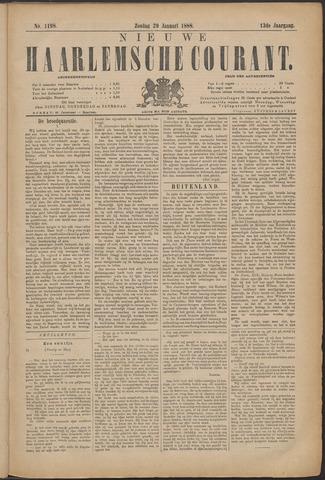 Nieuwe Haarlemsche Courant 1888-01-29