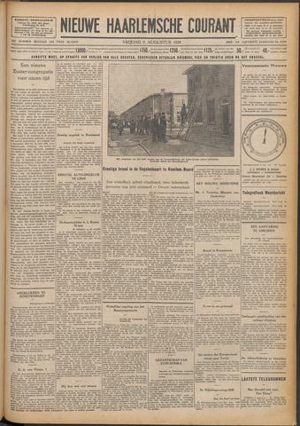 Nieuwe Haarlemsche Courant 1929-08-09
