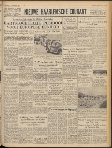 Nieuwe Haarlemsche Courant 1952-12-04