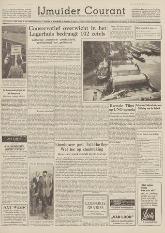 IJmuider Courant 1959-10-10