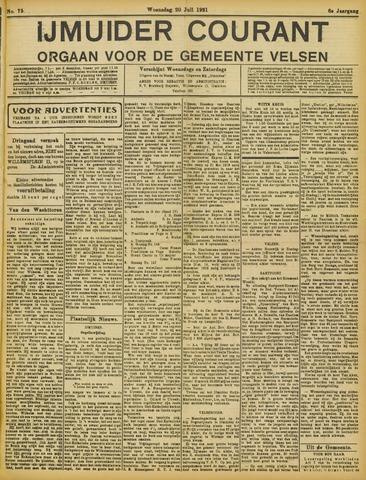 IJmuider Courant 1921-07-20