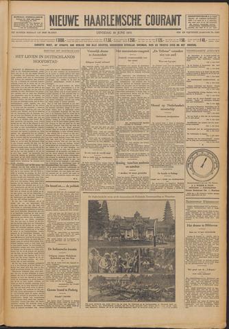 Nieuwe Haarlemsche Courant 1931-06-30
