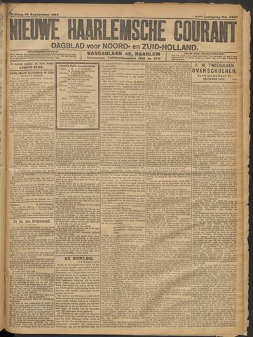 Nieuwe Haarlemsche Courant 1916-09-29