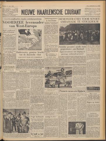Nieuwe Haarlemsche Courant 1952-06-17