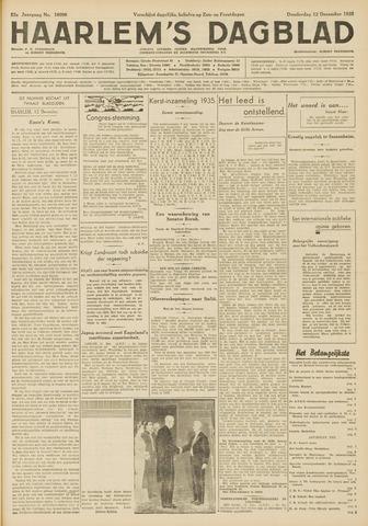 Haarlem's Dagblad 1935-12-12