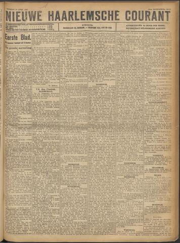 Nieuwe Haarlemsche Courant 1921-04-19