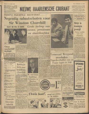 Nieuwe Haarlemsche Courant 1965-01-29