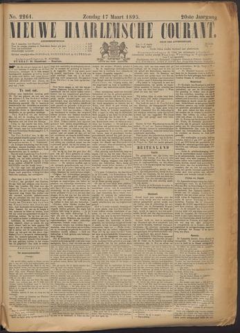Nieuwe Haarlemsche Courant 1895-03-17