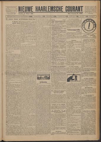 Nieuwe Haarlemsche Courant 1925-03-31