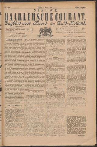 Nieuwe Haarlemsche Courant 1898-04-01