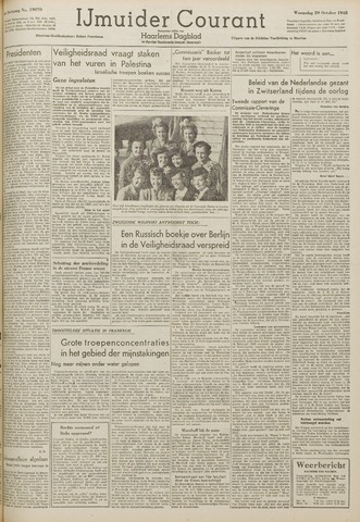 IJmuider Courant 1948-10-20
