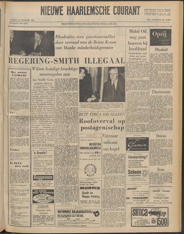 Nieuwe Haarlemsche Courant 1965-11-12