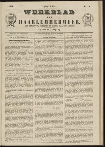 Weekblad van Haarlemmermeer 1874-05-08