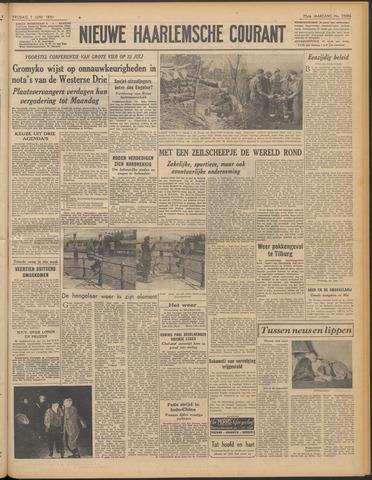 Nieuwe Haarlemsche Courant 1951-06-01