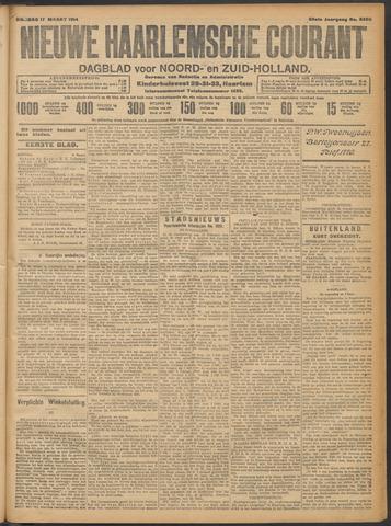 Nieuwe Haarlemsche Courant 1914-03-17