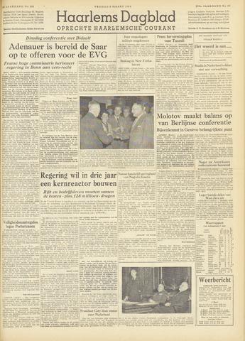 Haarlem's Dagblad 1954-03-05