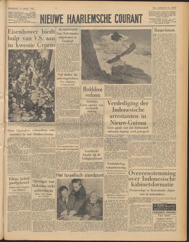 Nieuwe Haarlemsche Courant 1956-03-15