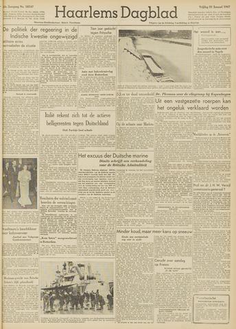 Haarlem's Dagblad 1947-01-31