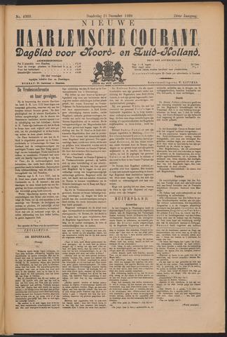 Nieuwe Haarlemsche Courant 1899-12-21