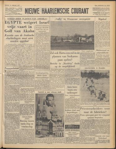 Nieuwe Haarlemsche Courant 1957-02-15