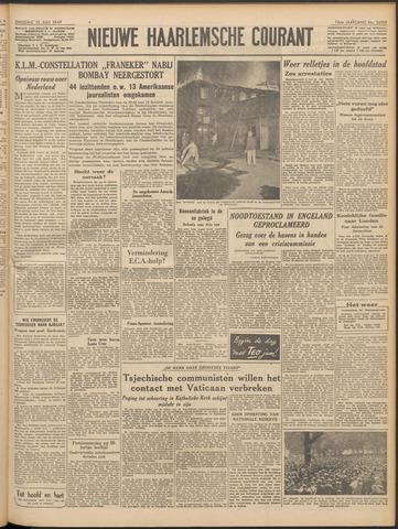 Nieuwe Haarlemsche Courant 1949-07-12