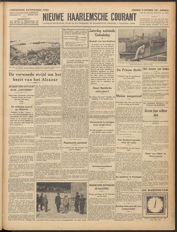 Nieuwe Haarlemsche Courant 1936-09-10