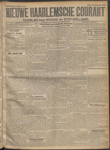 Nieuwe Haarlemsche Courant 1915-03-11