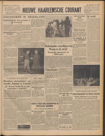 Nieuwe Haarlemsche Courant 1951-01-11